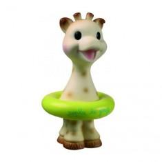 Jouet pour le bain Sophie la Girafe : Vert