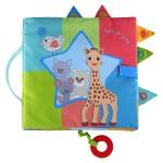 Livre Sensitiv' Book Sophie la Girafe