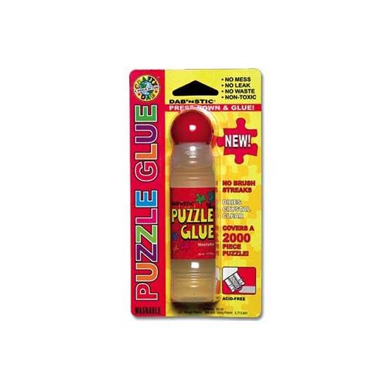Colle puzzle : Flacon 50 ml - White-PUZGLU