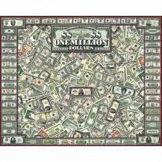 Puzzle 1000 pièces - Les dollars
