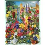 Puzzle 1000 pièces - Plantes vivaces