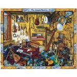 Puzzle 1000 pièces - Salle de musique