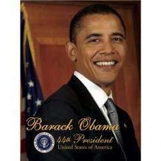 Puzzle 550 pièces - Barack Obama