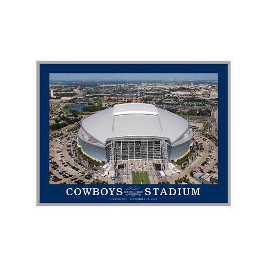 Puzzle 550 pièces - Cowboy Stadium, Dallas, Texas - White-660