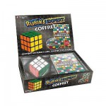 Coffret expert Rubik's Cube : Rubik's Cube 3 x 3 avec DVD et livre de méthode