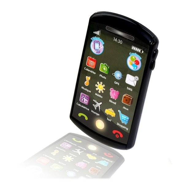 Téléphone : Mon premier smartphone - Wondermaman-WMA1062