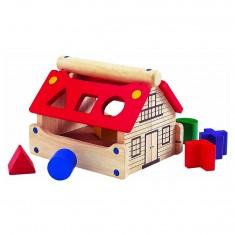 Boîte à formes Maison