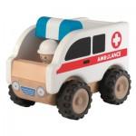 Véhicules Miniworld : Ambulance