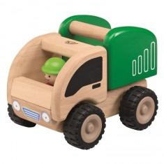 Véhicules Miniworld : Camion Benne