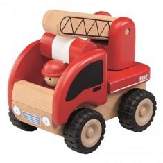 Véhicules Miniworld : Camion de pompier