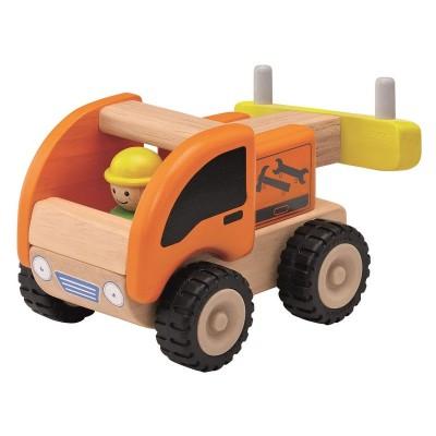 v hicules miniworld camion d panneuse jeux et jouets wonderworld avenue des jeux. Black Bedroom Furniture Sets. Home Design Ideas