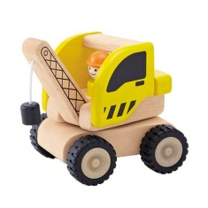 Véhicules Miniworld : Camion grue