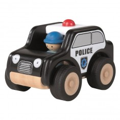 Véhicules Miniworld : Voiture de police USA