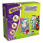Kit créatif : Création argentée