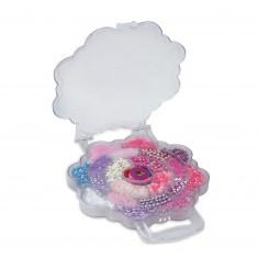 Kit de création : Boîte de perles fleur