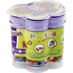 Mini coffret de perles à repasser : Papillon