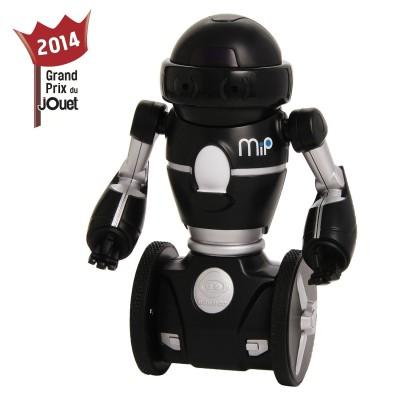 robot radiocommand mip noir jeux et jouets wowwee avenue des jeux. Black Bedroom Furniture Sets. Home Design Ideas