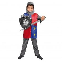 Déguisement de chevalier et accessoires : 3/4 ans