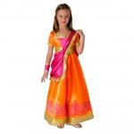 Déguisement Princesse indienne 8/10 ans