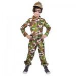 Déguisement militaire : 8/10 ans