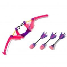 Arc avec flèches : Z-Tek bow Air Huntress