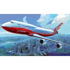 Maquette avion: Boeing 747-8
