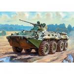 Maquette BTR-80A soviétique