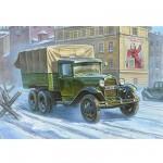 Maquette Camion soviétique Gaz-AAA