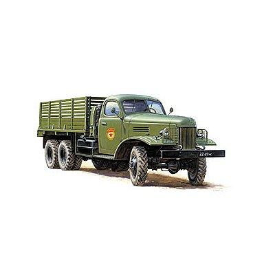 Maquette Camion soviétique 6x6 ZIS-151 - Zvezda-3541