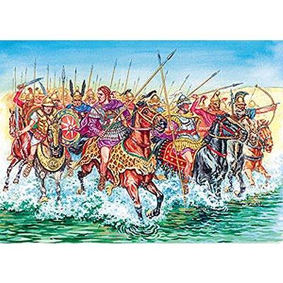 Figurines Cavalerie Macédonienne - Zvezda-8007
