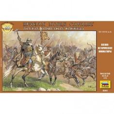 Figurines Cavalerie noble russe XVIème siècle