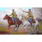 Figurines 2ème Guerre Mondiale : Cavalerie Soviétique 1935-1942