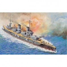 Maquette bateau: Cuirassé Sebastopol