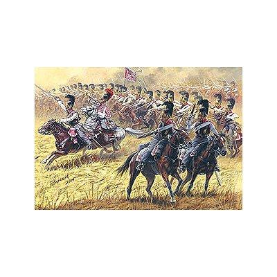Figurines Guerres napoléoniennes: Cuirassiers Russes 1812  - Zvezda-8026