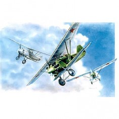 Maquette avion: Fighter Antonov - 5
