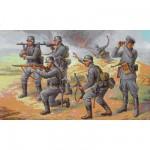 Figurines 2ème guerre mondiale : Infanterie allemande 1942-1944