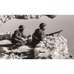 Figurines historiques 2ème guerre mondiale : Escouade reconnaissance Brit.
