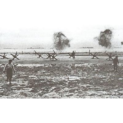 Figurines historiques 2ème guerre mondiale : Sapeurs Britanniques - Zvezda-6219
