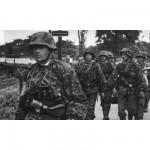 Figurines historiques 2ème guerre mondiale : Troupes Elite Allem. 1939-43