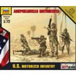 Figurines militaires : Infanterie mécanisée US