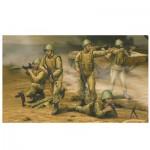 Figurines militaires Infanterie soviétique moderne