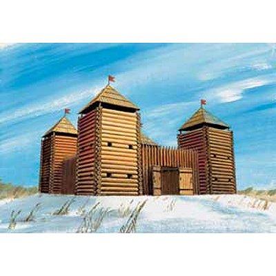 Maquette Forteresse médiévale - Zvezda-8501
