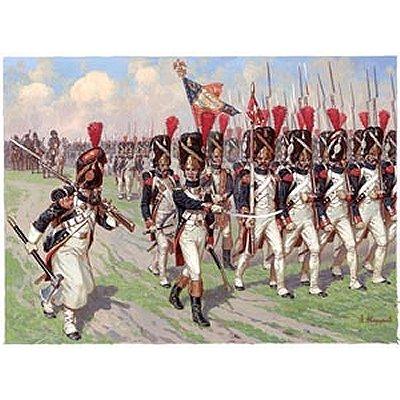 Figurines Guerres napoléoniennes: Vieille Garde Impériale 1805-1815 - Zvezda-8030