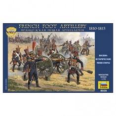 Figurines Guerres napoléoniennes: Artilleurs Français 1812