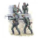 Figurines 2ème Guerre Mondiale : Grenadiers Allemands