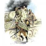 Figurines 2ème Guerre Mondiale : Infanterie Soviétique