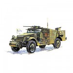 Maquette M-3 Armored Scout Car