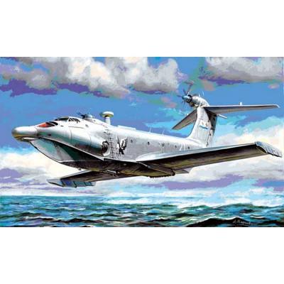 Maquette avion : Ekranoplan A-90 Orlyonok - Zvezda-7016