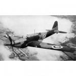 Maquette avion : Fairey Battle
