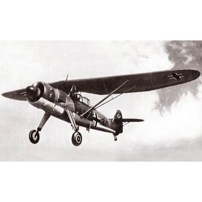 Maquette avion : Henschel He126B - Zvezda-6184